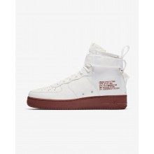 Nike SF Air Force 1 Lifestyle Shoes Mens Ivory/Mars Stone/Ivory 917753-100