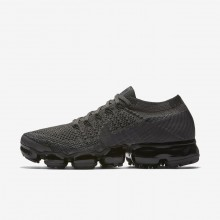 Nike Air VaporMax Flyknit Running Shoes For Women Black/Navy/Multicolor 849557-009