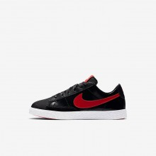 Nike Blazer Lifestyle Shoes For Girls Black/Coral/Red AO1034-001