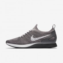 Nike Air Zoom Lifestyle Shoes For Men Grey/Dark Grey/White 918264-009