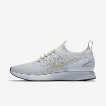 Nike Air Zoom Lifestyle Shoes For Men Platinum/White/Dark Grey 918264-011