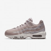 Nike Air Max 95 Lifestyle Shoes For Women Rose/Grey/White/Rose AA1103-600