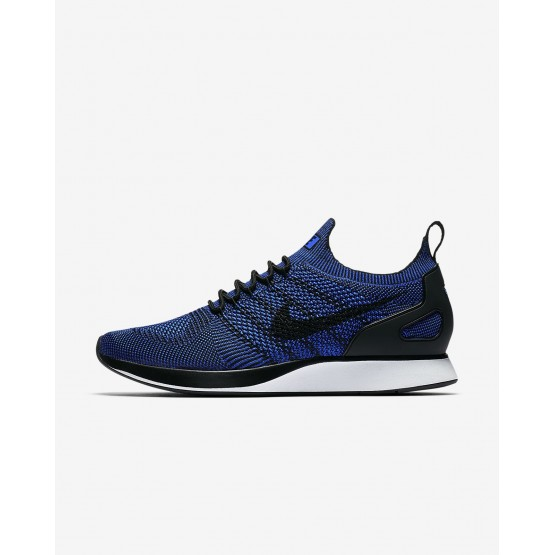 Nike Air Zoom Lifestyle Shoes For Men Black/White/Blue 918264-007