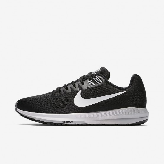 Nike Air Zoom Running Shoes Womens Black/Wolf Grey/Cool Grey/White 904701-001