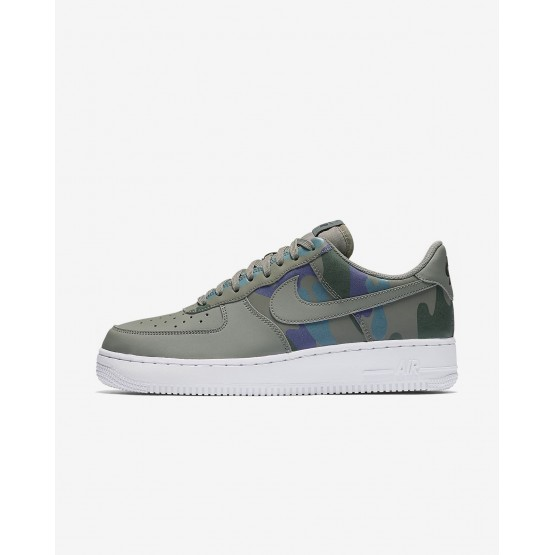 Nike Air Force 1 Lifestyle Shoes For Men Green 823511-008