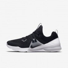 Nike Zoom Training Shoes For Men Black/White/Black 922478-003
