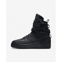 Nike SF Air Force 1 Lifestyle Shoes For Women Black/Black 857872-002