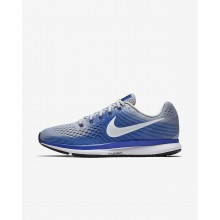 Nike Air Zoom Running Shoes For Men Grey/Blue/Royal/White 880555-007