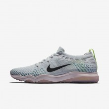 Nike Air Zoom Training Shoes Womens Pure Platinum/Barely Rose/Elemental Rose/Anthracite 922872-004
