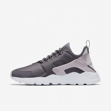 Nike Air Huarache Ultra Lifestyle Shoes For Women Rose/White/Grey 819151-016