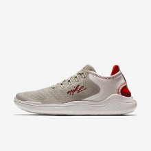 Nike Free RN 2018 Running Shoes For Women Red AJ3826-200