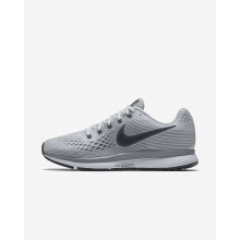 Nike Air Zoom Running Shoes Womens Pure Platinum/Cool Grey/Black/Anthracite 880560-010