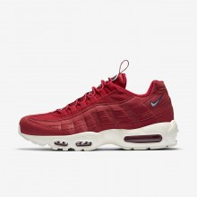 Nike Air Max 95 Lifestyle Shoes For Men Red/Blue AJ1844-600