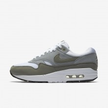 Nike Air Max 1 Lifestyle Shoes For Women White/Black 319986-105