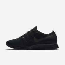 Nike Flyknit Trainer Lifestyle Shoes For Men Black/Dark Grey AH8396-004