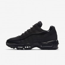 Nike Air Max 95 Lifestyle Shoes For Women Black/Black 307960-010