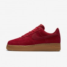 Nike Air Force 1 Lifestyle Shoes For Women Red/Light Brown/Red 896184-601