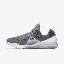 Nike Zoom Training Shoes For Men Dark Grey/Red/Dark Grey 922478-001