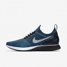 Nike Air Zoom Lifestyle Shoes For Men Green/Blue/White/Black 918264-300