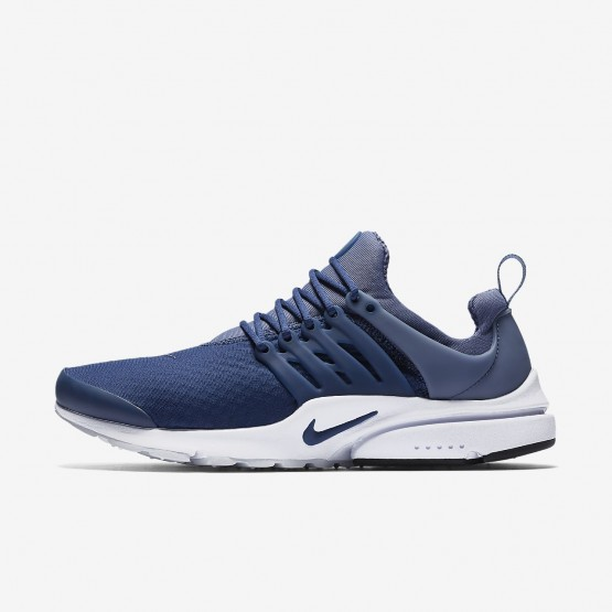 Nike Air Presto Lifestyle Shoes Mens Navy/Diffused Blue/Black/Diffused Blue 848187-406