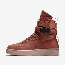 Nike SF Air Force 1 Lifestyle Shoes For Women Pink 857872-202